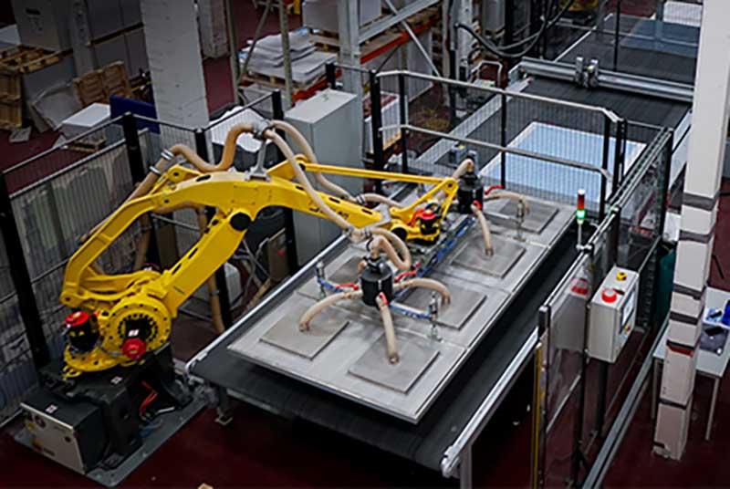 Robotic solution met de zünd d3 1080p fhr